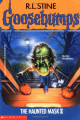 Couverture Le retour du masque hanté / Le masque hanté II Editions Scholastic 1995