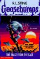 Couverture Jeux de monstres / Jeux monstrueux Editions Scholastic 1996