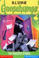 Couverture L'école hantée Editions Scholastic 1997