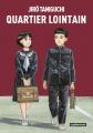 Couverture Quartier Lointain, intégrale Editions Casterman 2020