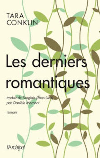 Couverture Les derniers romantiques