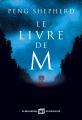 Couverture Le Livre de M Editions Albin Michel (Imaginaire) 2020