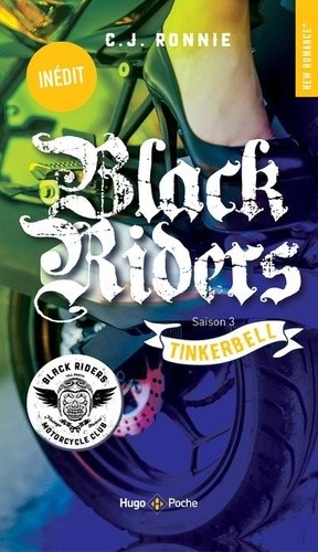 Couverture Black riders, tome 3 : Tinkerbell