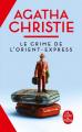 Couverture Le Crime de l'Orient-Express Editions Le Livre de Poche 2020