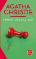 Couverture Poirot joue le jeu Editions Le Livre de Poche 2019