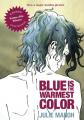 Couverture Le Bleu est une couleur chaude Editions Arsenal Pulp Press 2013