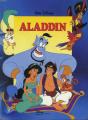 Couverture Aladdin (Album) Editions Disney / Hachette 1993