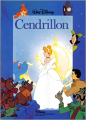 Couverture Cendrillon Editions Disney / Hachette 1993
