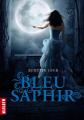Couverture Trilogie des gemmes, tome 2 : Bleu saphir Editions Milan (Macadam) 2011