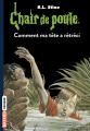Couverture Chez les réducteurs de têtes / Comment ma tête a rétréci Editions Bayard (Frisson) 2017