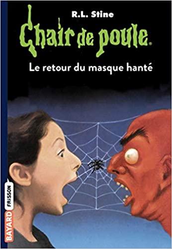 Couverture Le retour du masque hanté / Le masque hanté II