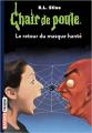 Couverture Le retour du masque hanté / Le masque hanté II Editions Bayard (Frisson) 2018