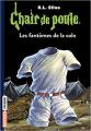 Couverture Quand les esprits s'en mêlent / Les fantômes de la colo Editions Bayard (Frisson) 2010