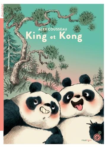 Couverture King et Kong