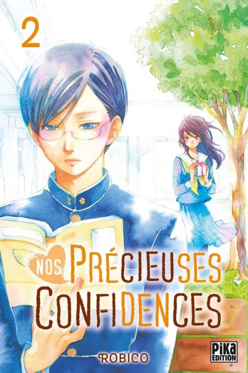 Couverture Nos précieuses confidences, tome 2