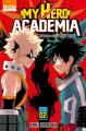 Couverture My Hero Academia, tome 02 : Déchaîne-toi, maudit nerd ! Editions Ki-oon (Shônen) 2014