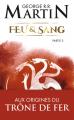 Couverture Feu et Sang, tome 1, partie 2 Editions J'ai Lu (Imaginaire) 2020