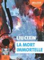 Couverture La trilogie des trois corps, tome 3 : La mort immortelle Editions Audiolib 2020