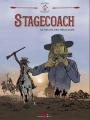 Couverture Stagecoach, tome 1 : Le relais des miraculés  Editions du Long Bec 2019