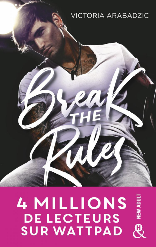 Couverture Break the Rules