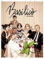 Couverture Basilico Editions Ankama 2020