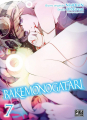 Couverture Bakemonogatari, tome 7 Editions Pika (Shônen) 2020