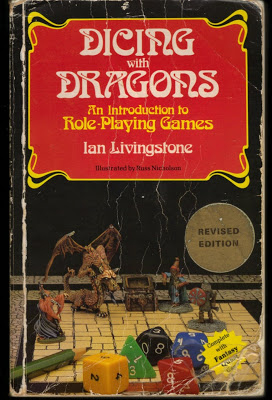 Couverture Dicing with Dragons