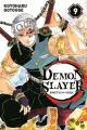 Couverture Les rôdeurs de la nuit / Demon Slayer, tome 09 Editions Panini (Manga - Shônen) 2020