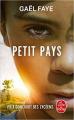 Couverture Petit pays Editions Le Livre de Poche (Roman historique) 2016