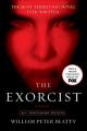 Couverture L'exorciste Editions Harper 2011