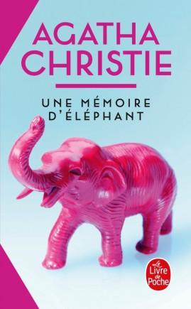 Couverture Une mémoire d'éléphant