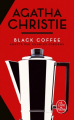 Couverture Black coffee Editions Le Livre de Poche 2019