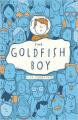 Couverture L'histoire du garçon qui voulait vivre dans un bocal Editions Scholastic 2017
