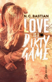 Couverture Love Is A Dirty Game Editions Harlequin 2020