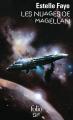 Couverture Les Nuages de Magellan Editions Folio  (SF) 2020