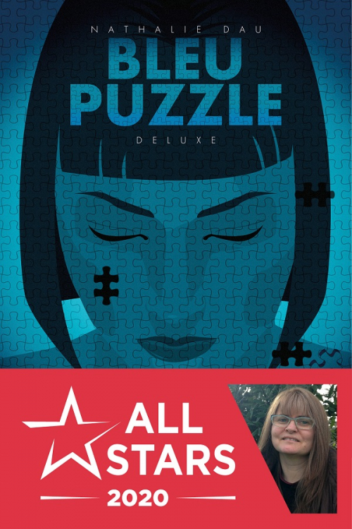 Couverture Bleu Puzzle