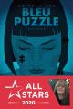 Couverture Bleu Puzzle Editions Les Moutons Electriques (La bibliothèque voltaïque) 2019