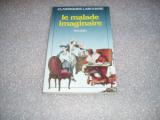Couverture Le malade imaginaire Editions Larousse (Classiques) 1986