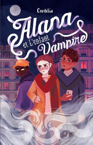 Couverture Alana et l'enfant vampire