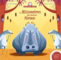 Couverture Le rhinocéros qui louchait féroce Editions Gautier-Languereau (Les petites histoires du soir) 2018