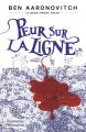 Couverture Le dernier apprenti sorcier, tome 5.5 : Peur sur la ligne Editions J'ai Lu (Nouveaux Millénaires) 2018