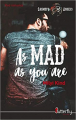 Couverture Sanmdi's Angers, tome 1 : As mad as you are Editions Butterfly 2018