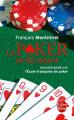 Couverture Le poker en 52 leçons, recommandé par l'École Française de Poker Editions Le Livre de Poche 2007