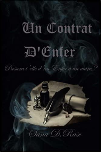 Couverture Un Contrat d'Enfer