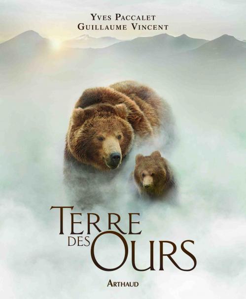 Couverture Terre des ours
