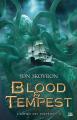 Couverture L'Empire des tempêtes, tome 3 : Blood & Tempest Editions Bragelonne 2019