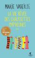 Couverture La vie rêvée des chaussettes orphelines Editions Charleston 2020
