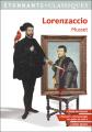 Couverture Lorenzaccio Editions Flammarion (GF - Etonnants classiques) 2020