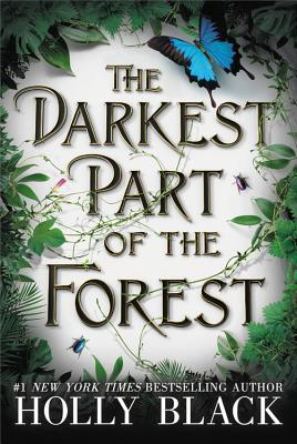 Couverture The darkest part of the forest