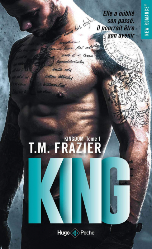 Couverture Kingdom, tome 1 : King